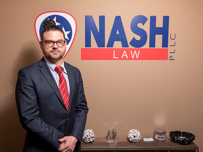 dui defense lawyer in Tennesse, Brian Nash