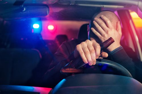 Concept of Columbia DUI defense lawyer