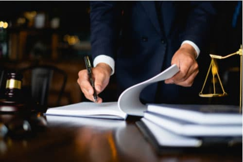 Columbia professional license defense lawyer