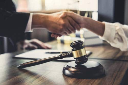 Franklin professional license defense lawyer