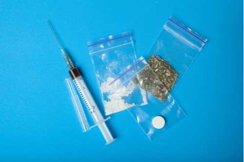 Concept of Nashville drug crimes defense lawyer